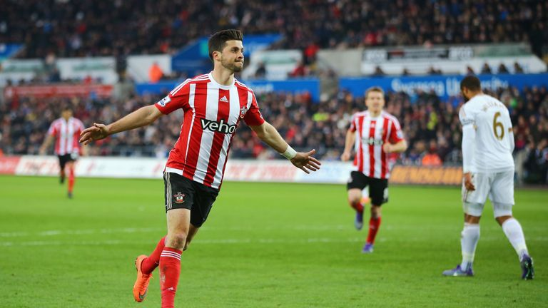 Shane Long headed the winner for Southampton in the second half