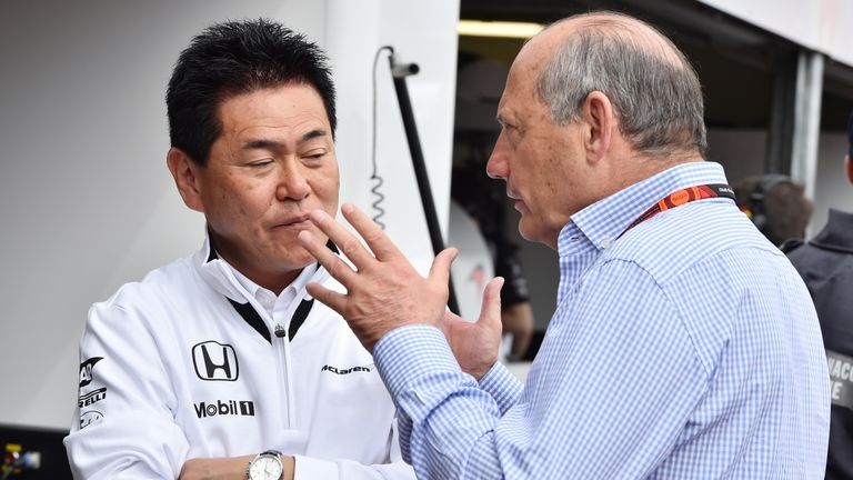 Honda's Yasuhisa Arai and McLaren's Ron Dennis are both expecting the revived partnership to improve in 2016