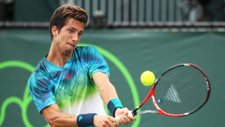 Aljaz Bedene's form has been affected by his Davis Cup eligibility battle