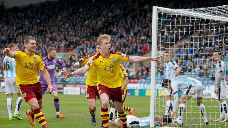 Mee and Burnley will be back in the Premier League this season