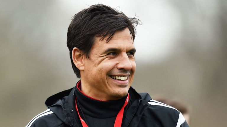 Chris Coleman insists Wales squad is optimistic ahead of Euro 2016