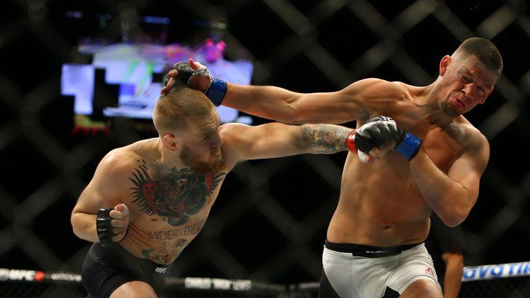 Conor McGregor and Nate Diaz were scheduled to headline UFC 200