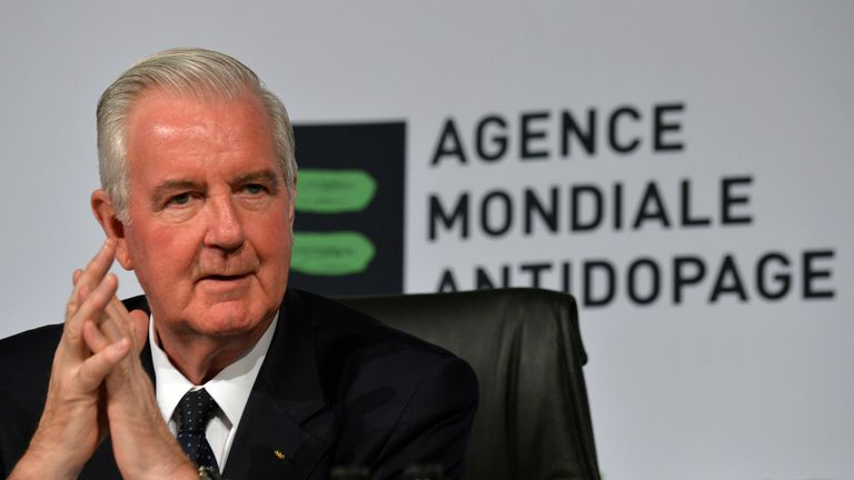 WADA president Sir Craig Reedie is seeking additional assistance in the continued fight against doping in sport