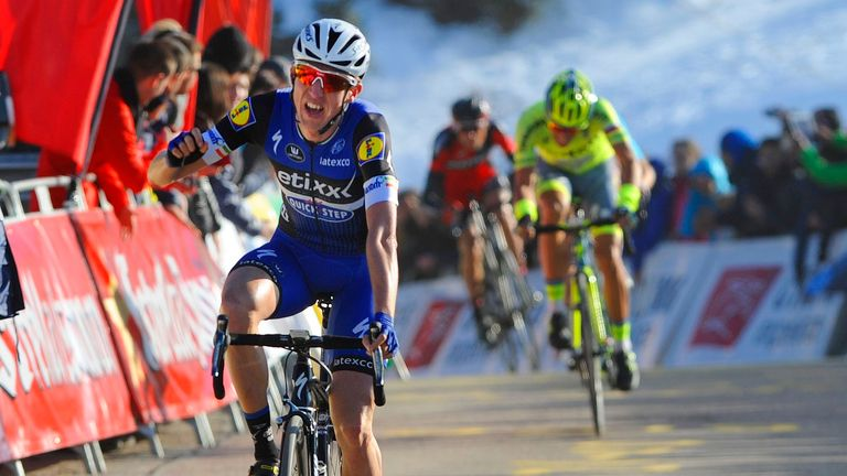 Dan Martin appears well suited to the Rio course