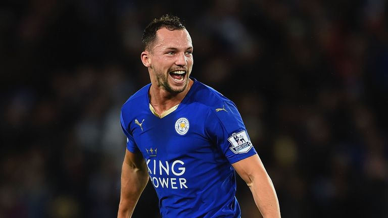 Danny Drinkwater is keen to commit his future to Leicester City