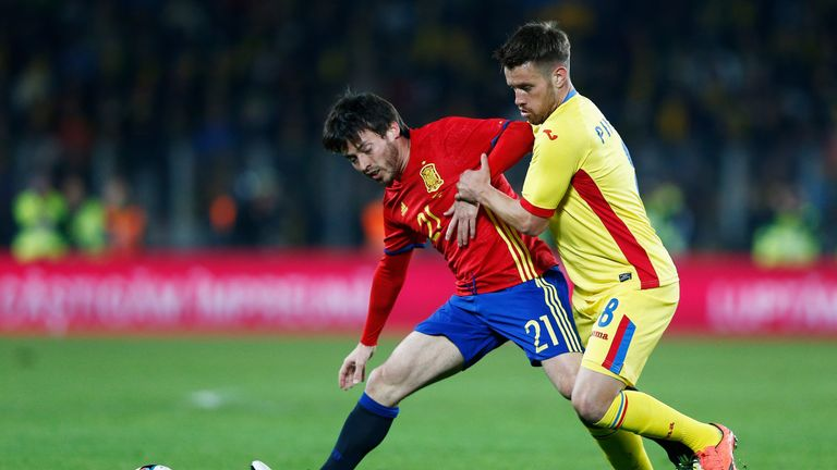 David Silva will be an important figure for Spain