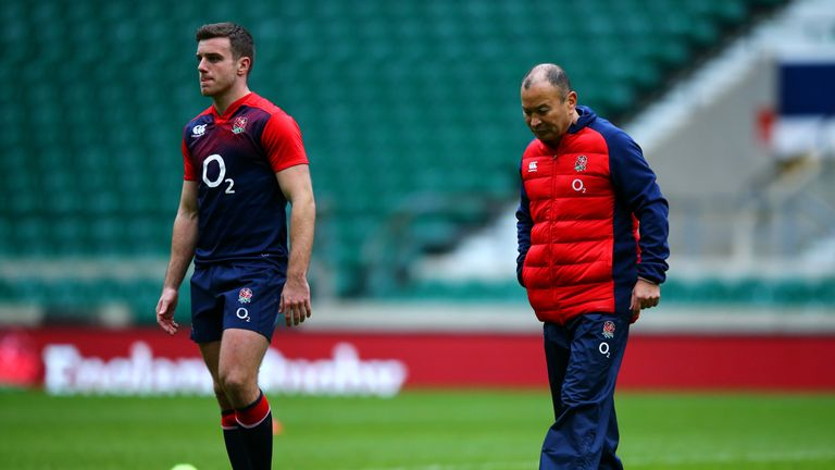 George Ford enjoying the regime of Eddie Jones | Rugby Union News ...