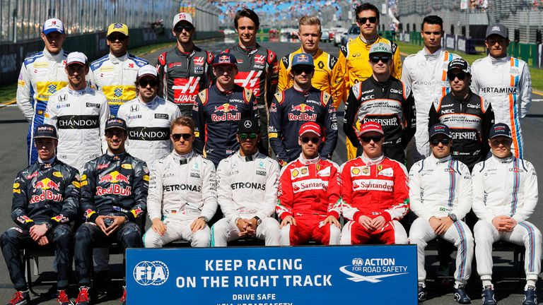 f1 in 2016 who is the best current formula 1 driver have your say