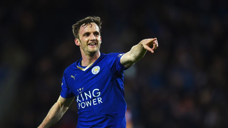 Andy King will be hoping to play a role in Leicester City's title charge