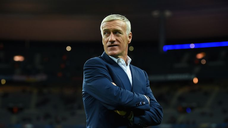 Didier Deschamps' France side are favourites for Euro 2016