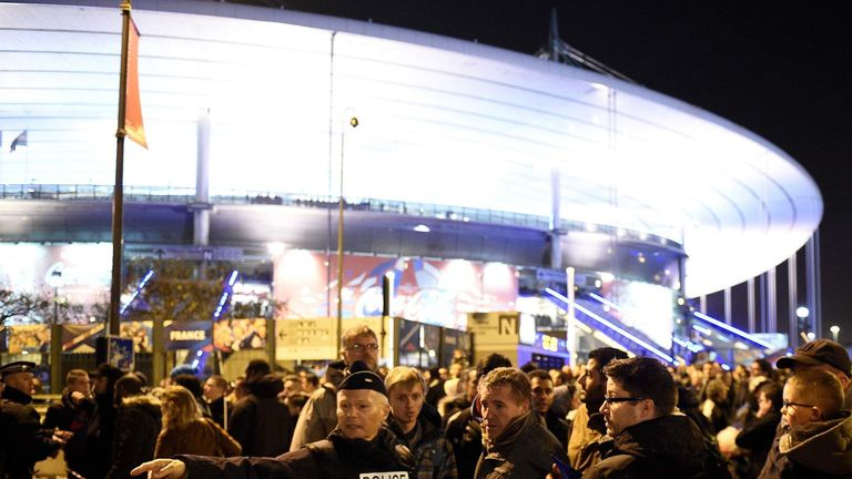 Security will be extra tight at the Stade de France after last year's terror attacks