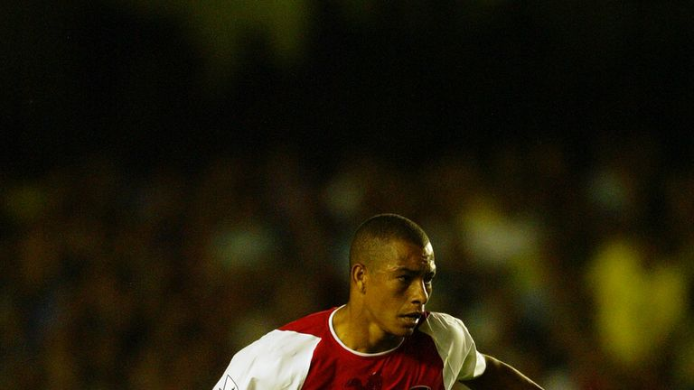 Gilberto Silva is still involved in football