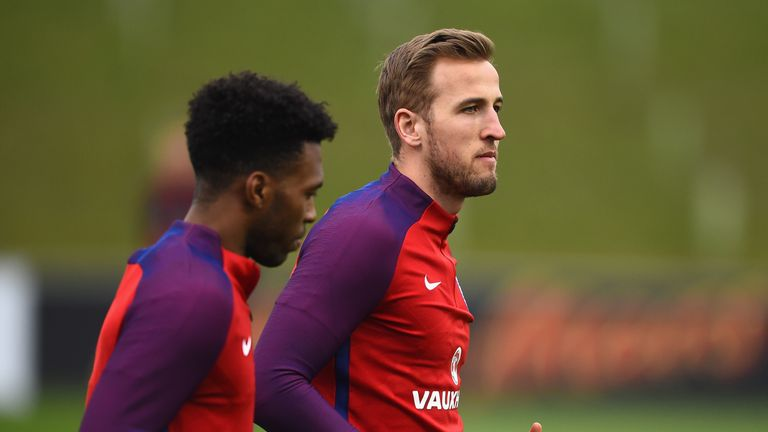 Will Harry Kane be a key player for England?