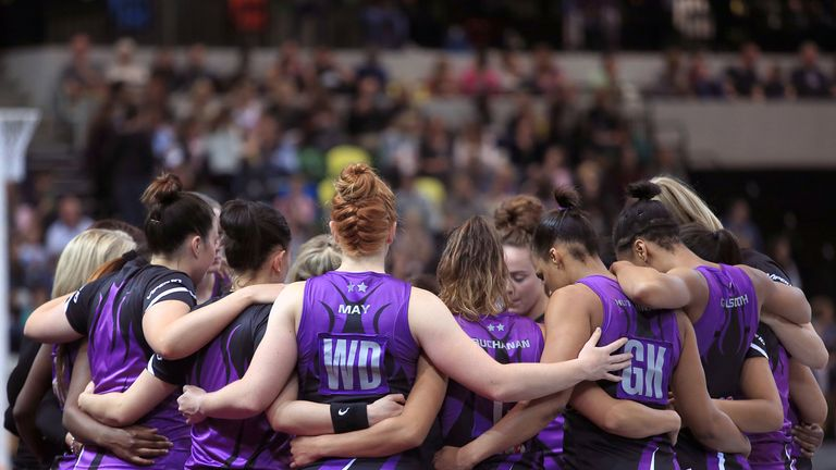 Hertfordshire Mavericks will be looking to keep the pressure on Manchester Thunder