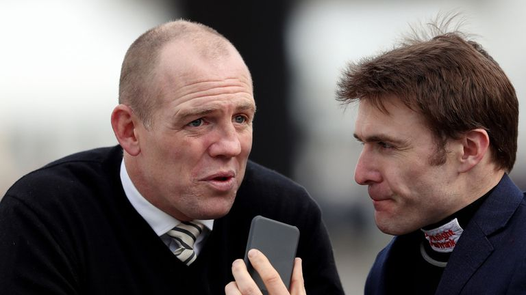 Tindall (left) has given Tuilagi his full backing