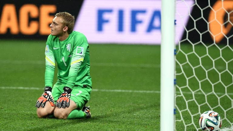 Cillessen will compete with Marc-Andre ter Stegen for the number one jersey at Barcelona