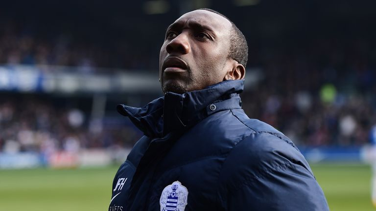 Jimmy Floyd Hasselbaink expects changes at Queens Park Rangers