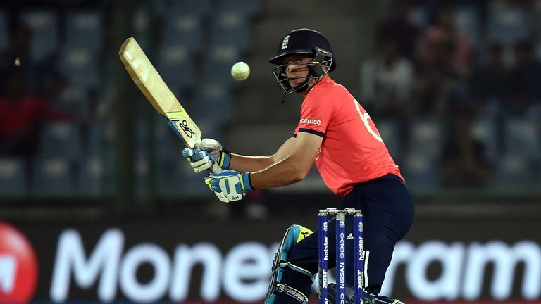 Dhoni's T20I strike rate is well down on other top 'finishers' such as Jos Buttler