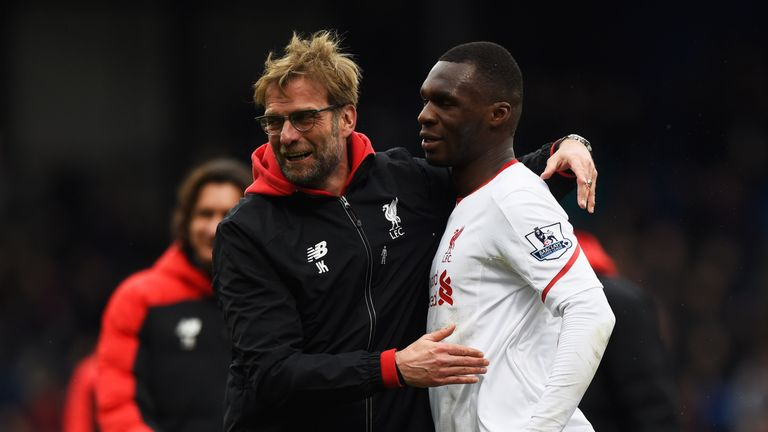 Jurgen Klopp could name Christian Benteke in his matchday squad for Liverpool's Europa League clash with Villarreal