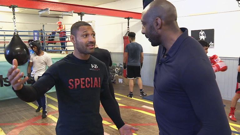 Kell Brook won't be cutting any corners ahead of Bizier bout