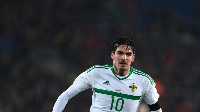 Kyle Lafferty is a near-certainty for the Euro 2016 squad