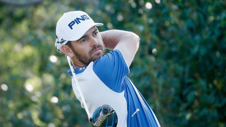 Louis Oosthuizen will be looking to make up for his WGC-Dell Match Play disappointment