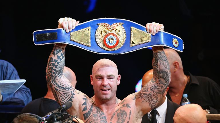 Lucas Browne continues to protest his innocence after his positive drug test