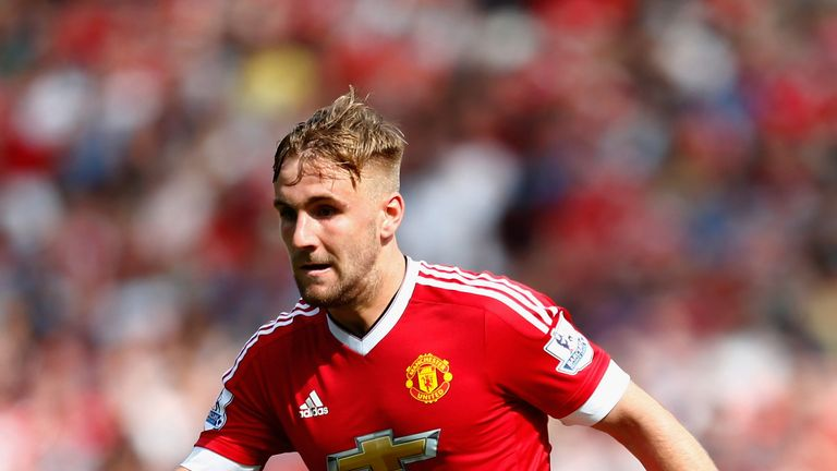 FA Cup final may come too soon for United full-back Luke Shaw