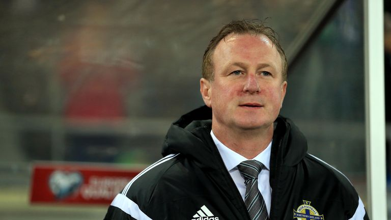 Michael O'Neill has decisions to make about his strikers