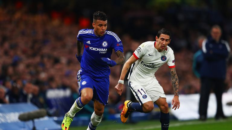 Kenedy joined Chelsea from Fluminense in a £6.7m deal last summer