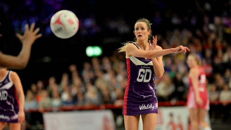 Injuries and departures made for a difficult Loughborough Lightning season
