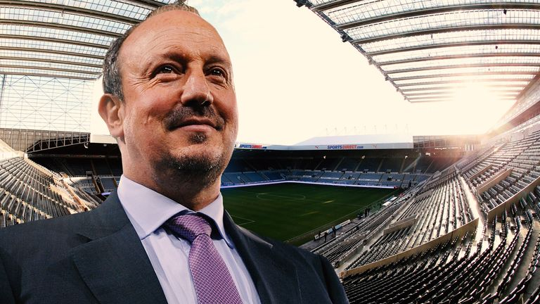 Rafa Benitez has improved Newcastle but ran out of time to turn it around