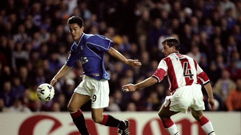 Mols enjoyed a number of Champions League nights with Rangers, but fears Scottish clubs might not get many more opportunities under new proposals