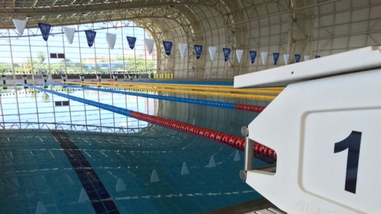 Team GB will have access to a 50-metre swimming pool, one of only two pools to meet the international standard in Brazil