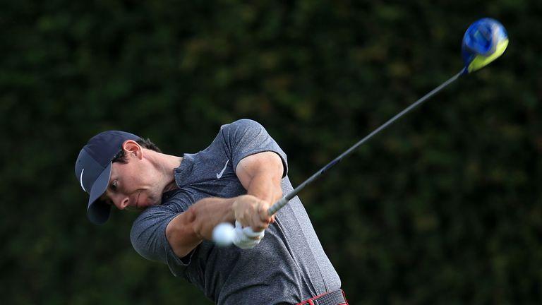 Rory McIlroy will take on European Tour friend Thorbjorn Olesen in Austin