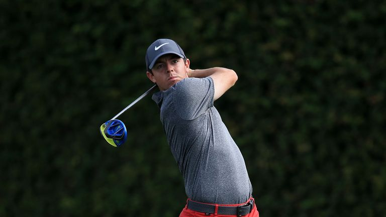 The world No 3 has carded more double-bogeys this week than any other tournament in his PGA Tour career
