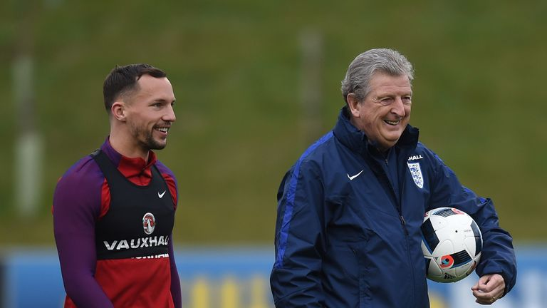 Drinkwater just missed out on a place in Roy Hodgson's England squad