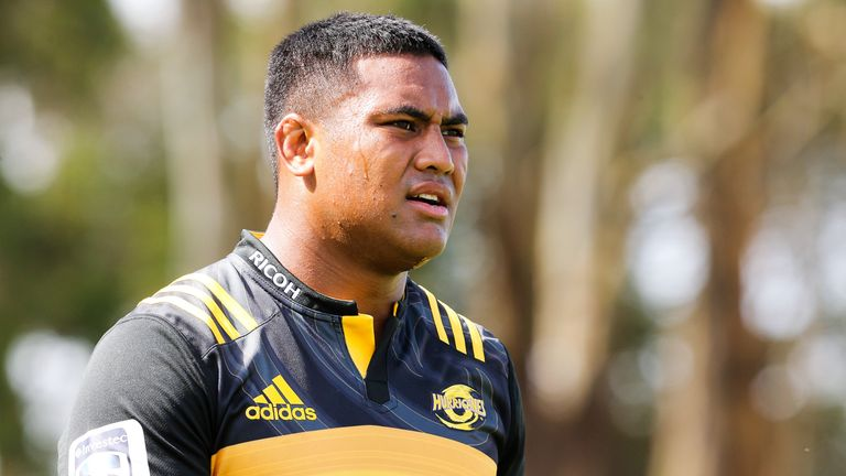 All Blacks wing Julian Savea is one of five Hurricanes players dropped for missing a curfew