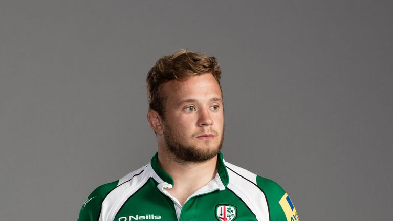 Tom Cruse will join Wasps at the end of the season