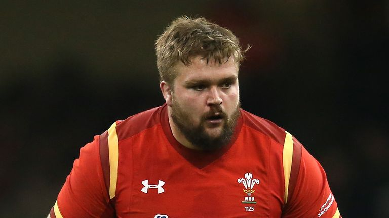 Wales's prop Tomas Francis has been banned for eight weeks
