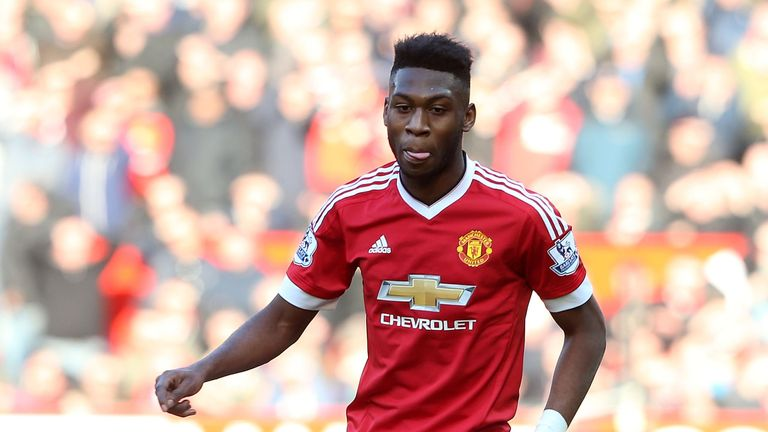 Timothy Fosu-Mensah impressed when given the chance under Louis van Gaal
