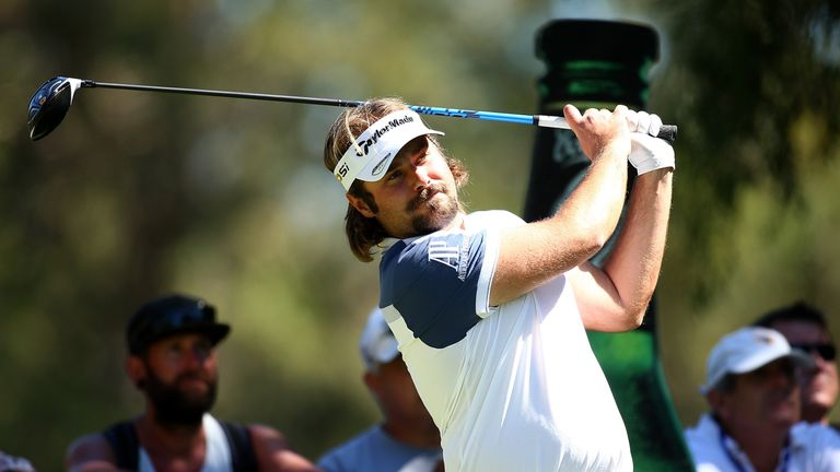 Dubuisson suffered a complete meltdown on the final day at Doral