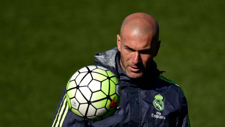 Zinedine Zidane says improving Real Madrid's squad is tough