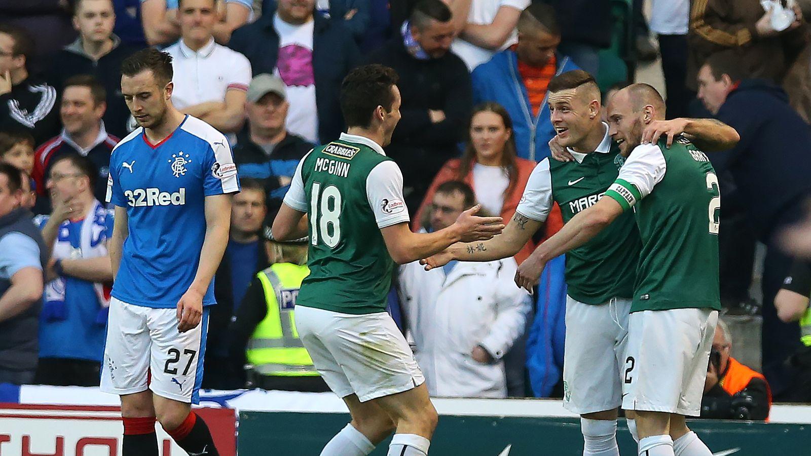 Gallery: Rangers 2-1 Hibernian - Rangers Football Club ...   Hibernian-rangers