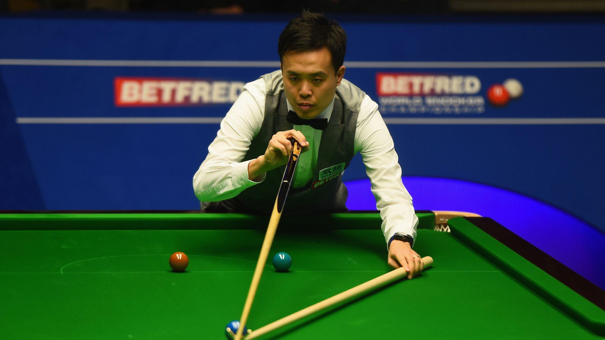 Marco Fu survives bizarre cue tip incident in Mark Selby semi ...