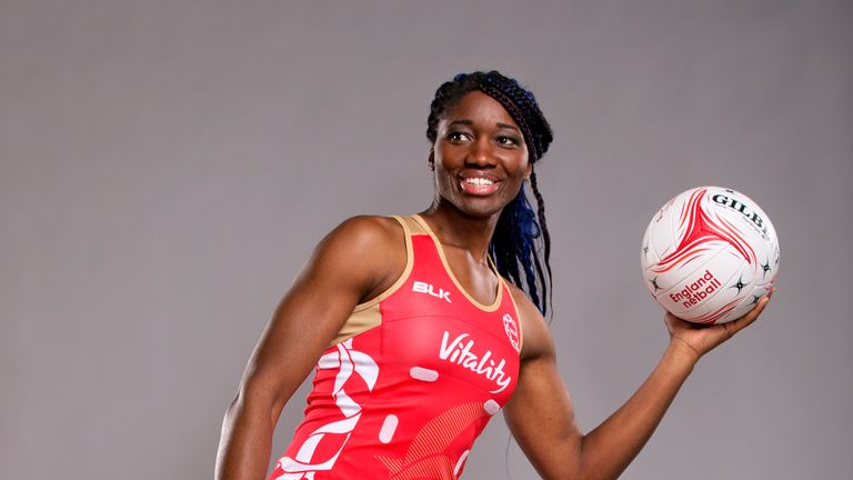 England captain Ama Agbeze is the big capture for new franchise London Pulse