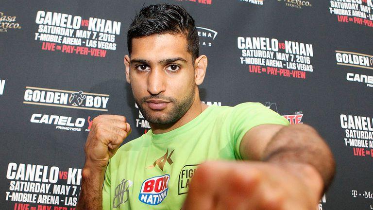 The long awaited Amir Khan fight is still top of Brook's list