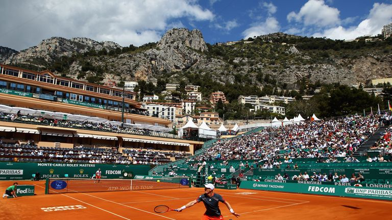 The world's top players head to Monaco this week