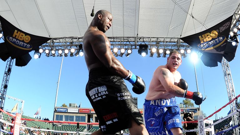 Mexican Andy Ruiz Jr has claimed 19 of his 28 victories by stoppage