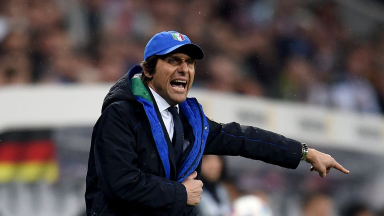 Conte said he had been through a nightmare period and was glad the 'ugly story' is over